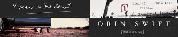 Orin Swift Horizontal