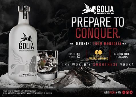 Golia Vodka